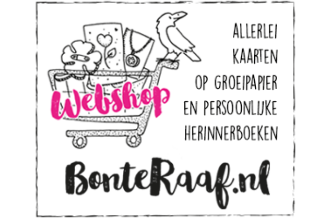 Bonte Raaf   TheHappyHousewife.nl