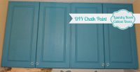DIY: Chalk Painted Doors - The Love Affair Continues - The ...