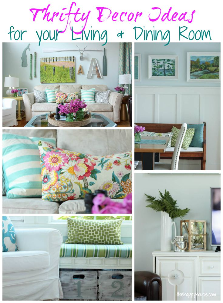 Thrifty diy decorating blogs for Thrifty decor