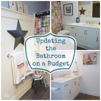 How to Update a Bathroom on a Reasonable Budget - The ...