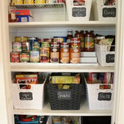Kitchen Pantry Organization Ideas Garage Door 20 Incredible Small And Makeovers The Makeover