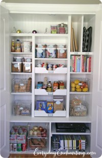 20 Incredible Small Pantry Organization Ideas and ...