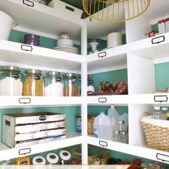 Kitchen Pantry Organization Ideas Car 20 Incredible Small And Makeovers The How To Build A Customized