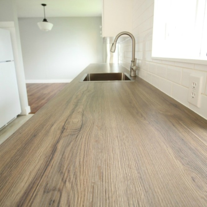 The Home Depot Installed Cabinet Refacing Wood Stained: Installing Ikea Wood Countertops