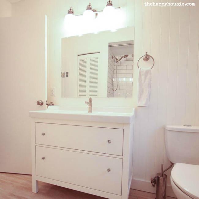 Ikea Hemnes Badezimmer