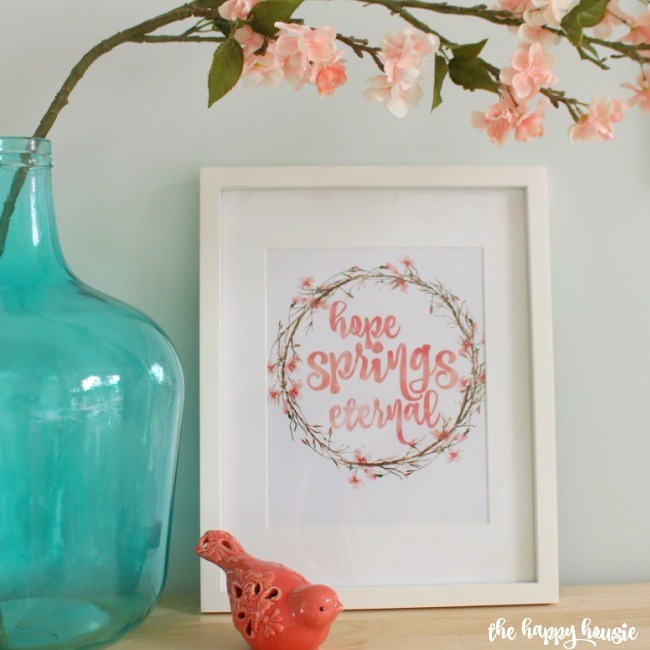 hope springs eternal free spring printable at the happy housie square