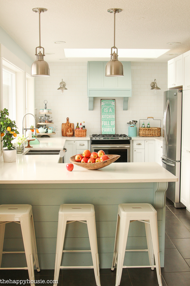 How to Completely Organize Your Kitchen Week Two