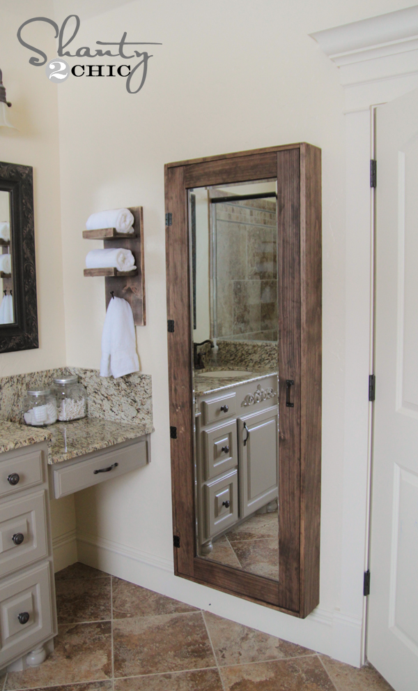 Ingenious Ideas Diys For Bathroom Organization Storage The Happy Housie