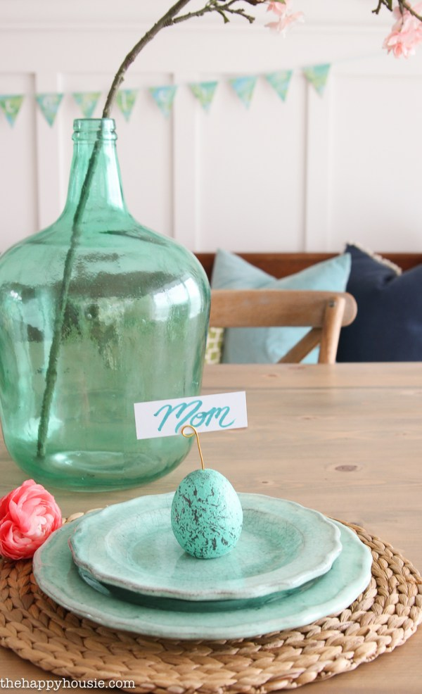 Easter Place Card Holders DIY