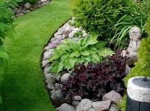 Landscaping with River Rock & Dry River Rock Garden Ideas ...