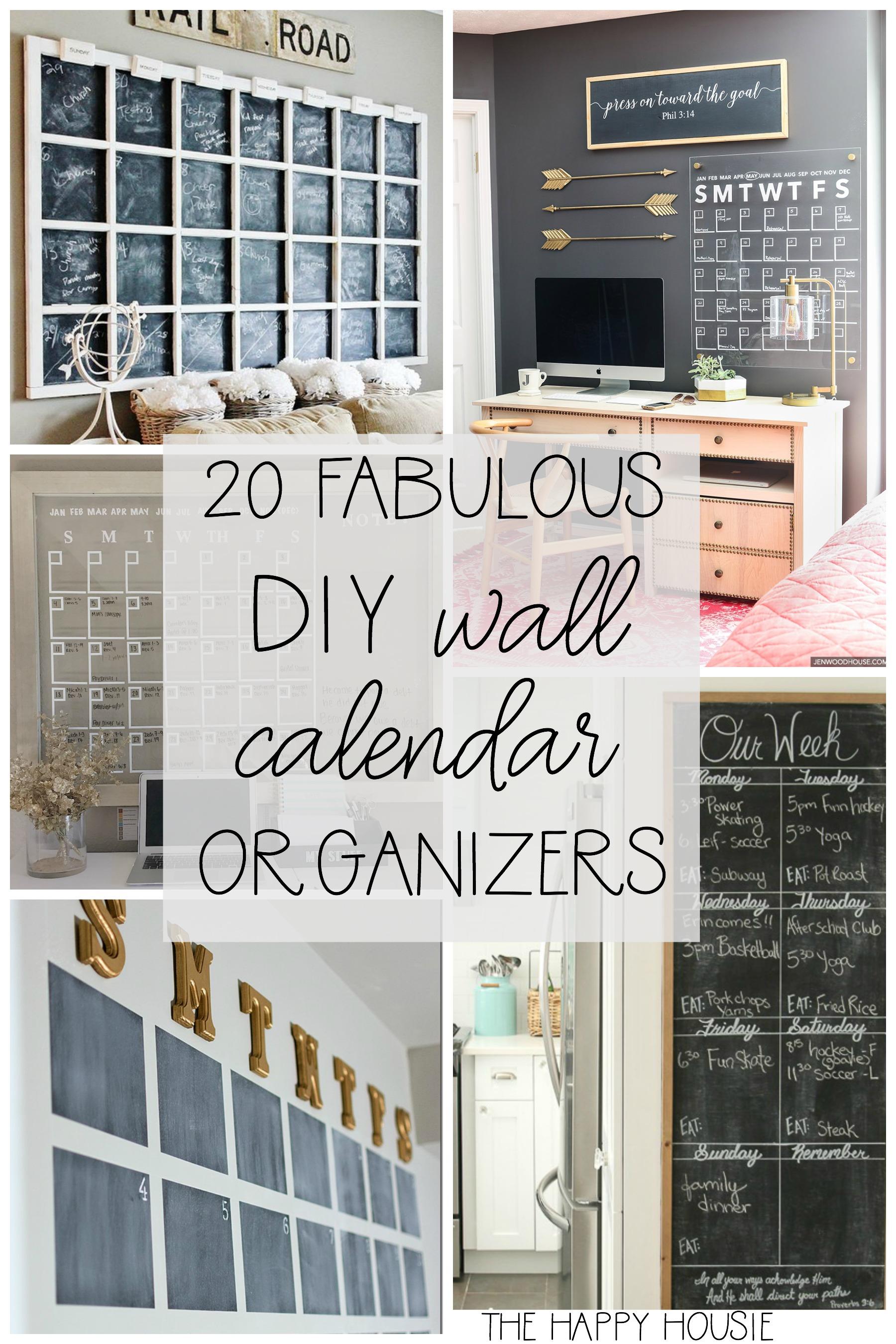 Kitchen Organiser Planner