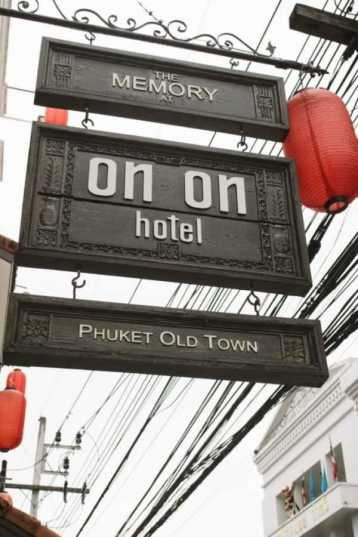 The Memory at On On Hotel, Phuket
