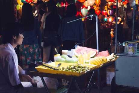 Street Food in Hoi An