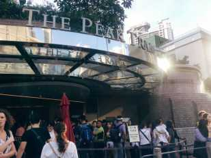 Peak Station Hongkong