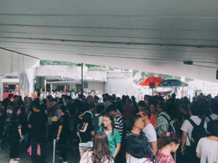 Peak Station Hongkong