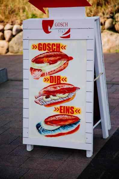 Sylt Sehenswürdigkeiten Gosch Sylt Fischbude