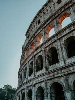 Rom Sehenswürdigkeiten Kolosseum