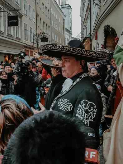 Mozartwoche Salzburg Konzert rolando villazón los mariachis negros