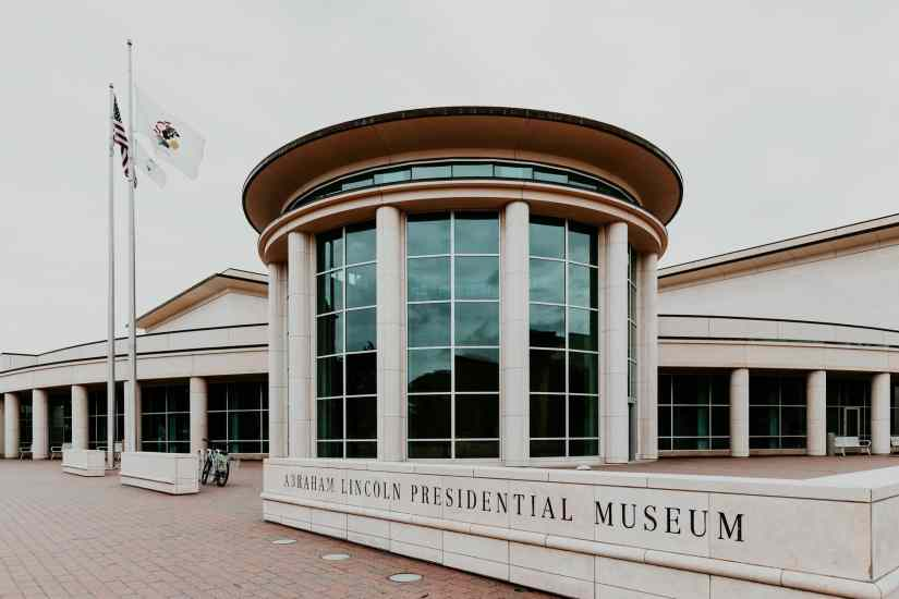 Springfield Illinois Abraham Lincoln Presidential Museum