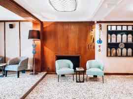 Lobby im Hotel Stein Salzburg