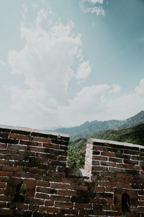 Mutianyu Peking Chinesische Mauer