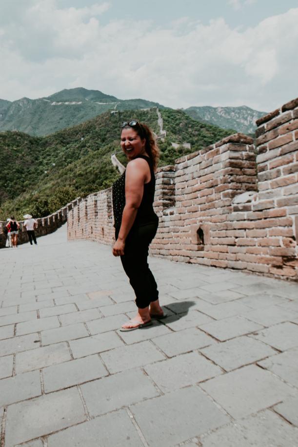 Peking Ausflug Chinesische Mauer Mutianyu
