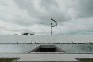 Brasilia Sehenswürdigkeiten Memorial JK