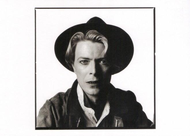 David Bowie. David Bailey, 1982. © David Bailey