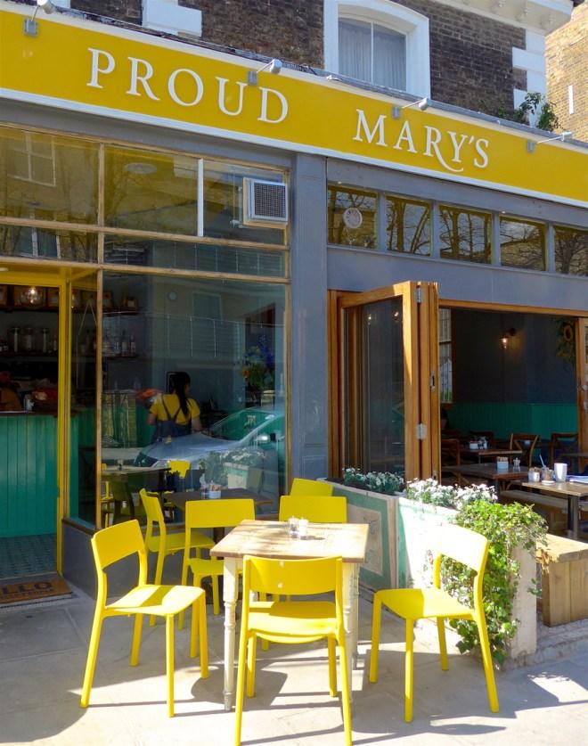 Proud Mary's Oaklands Grove, Shepherds Bush
