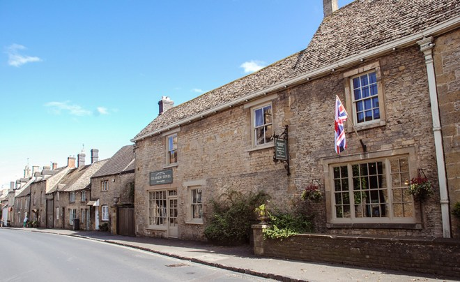 Cotswolds villages - Stow on the Wold