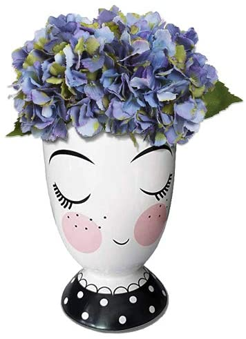 sweet whimsical face planter
