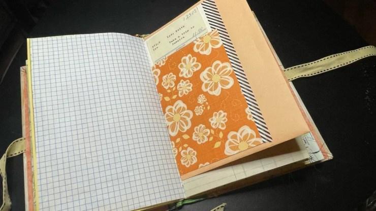 junk journal travel journal