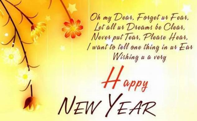 Advance 2021 Happy New Year wishes