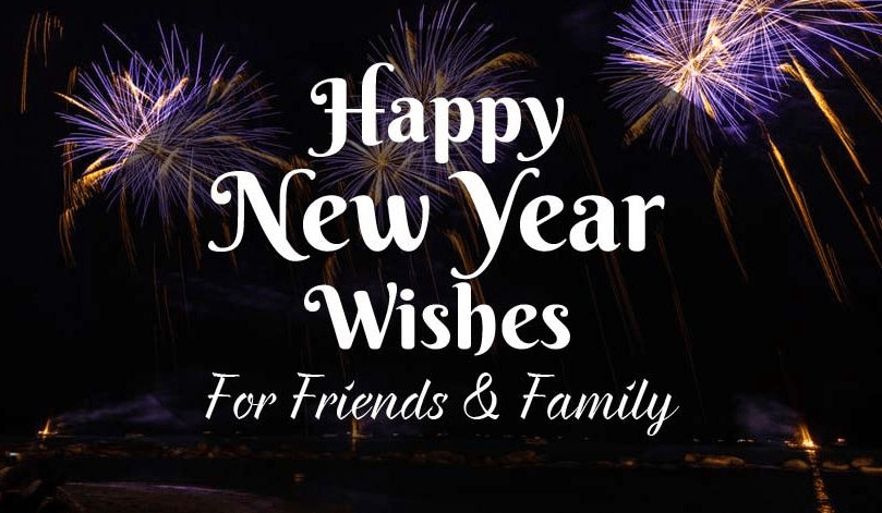 Happy New Year Wishes 2021 For Family