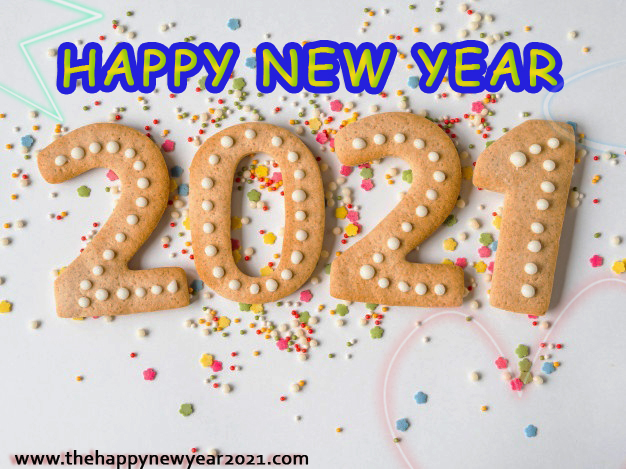 Happy New Year 2021 wishes for Aunt