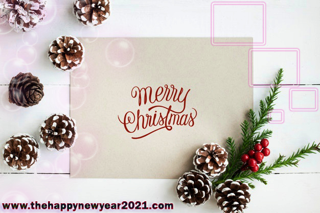Merry Christmas Wishes 2020 for Friend