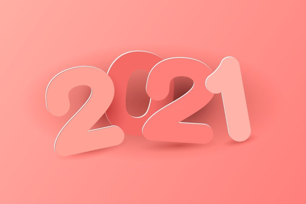 2021 happy new year HD wallpapers