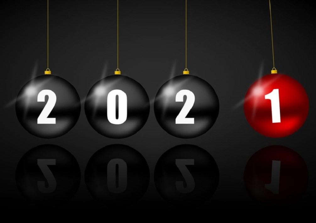 new year 2021 photo