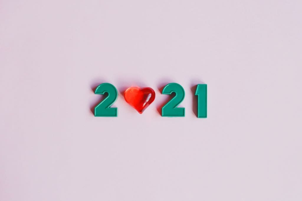advance happy new year 2021 wallpaper