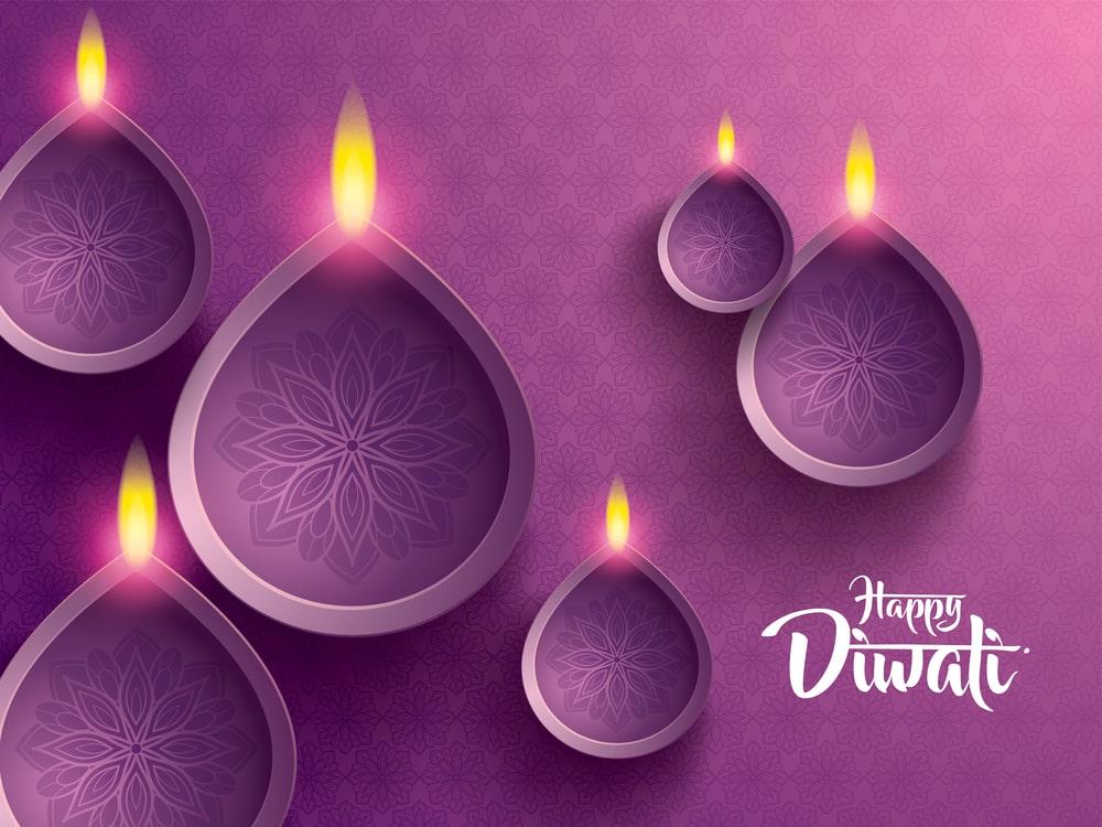 2020 happy diwali wallpaper