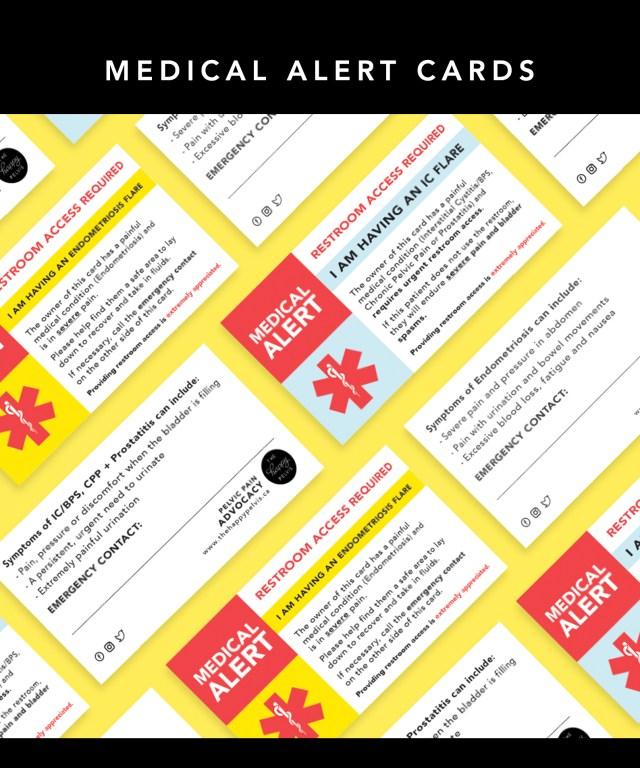 Restroom Cards