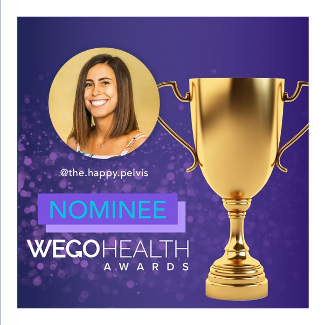 Wego Health Award Nominee - The Happy Pelvis