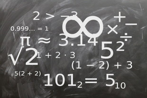 Math is hard!