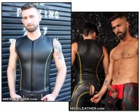 Check Out This Neoprene Pup Play Gear Combo