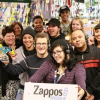 Zappos: measuring success through WOW metrics, one customer at a time.