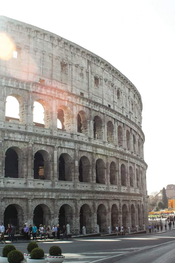 Rome: The Colosseum