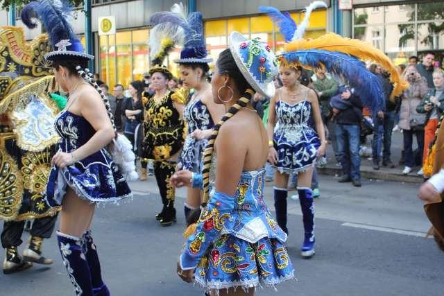 Carnival of Cultures, Berlin