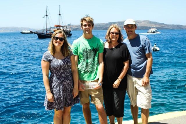 Old Port, Santorini