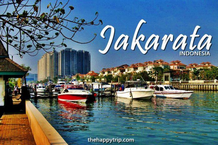 Indonesia Tourist Attractions Jakarta