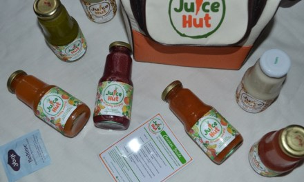 My One-Day Cleanse with Juice Hut
